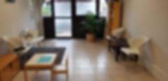 Salle d'attente cabinet de psychologie Toulouse purpan