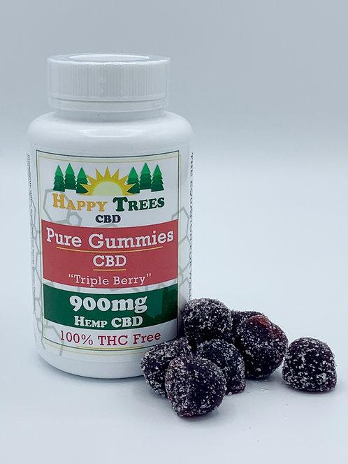 CBD Gummies - 900mg