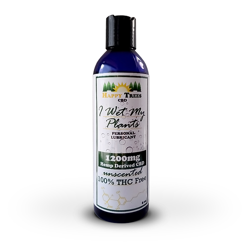 """""""I Wet My Plants"""" Personal Lubricant - 1200mg"""