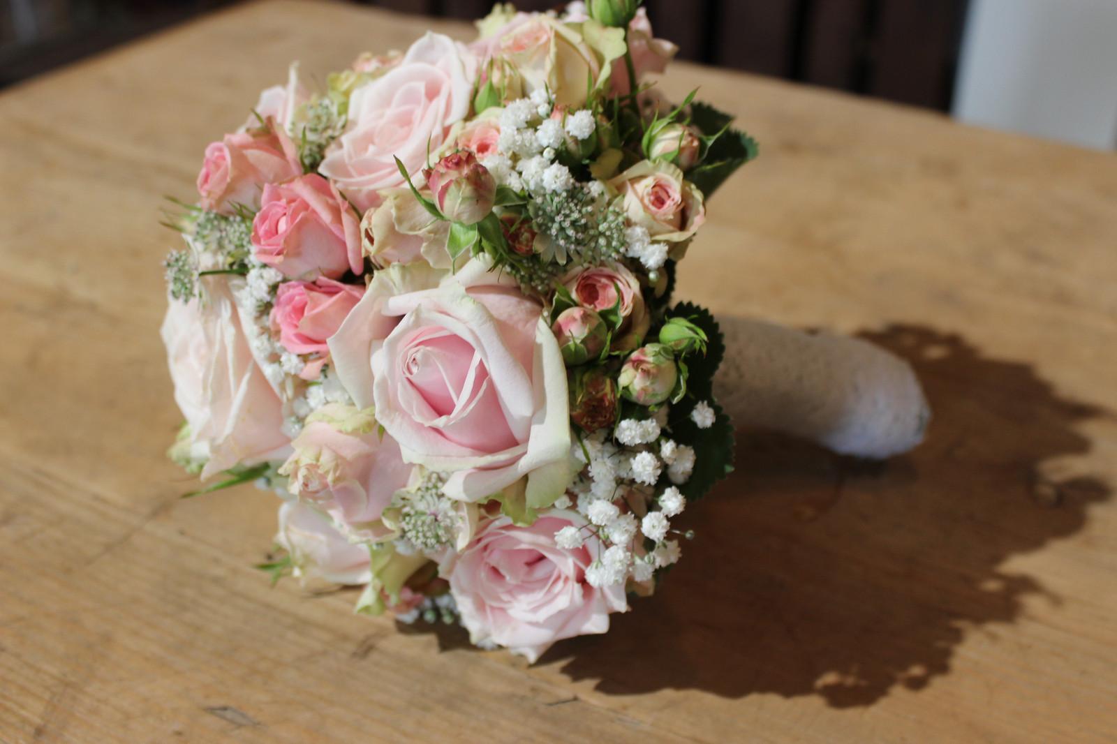 Goldblatt Floristik Hochzeit