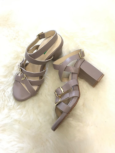 SHER Leather Sandals