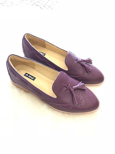 BALLARD Leather Loafer