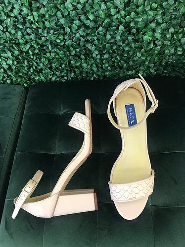 LAVINIA Leather heels