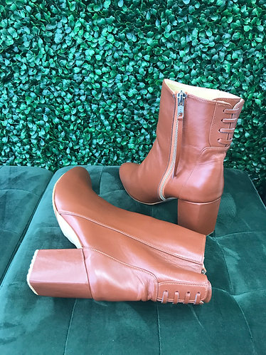 STEPHANIE Leather Boots