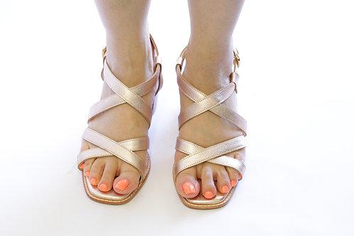 BENITA Leather Heels