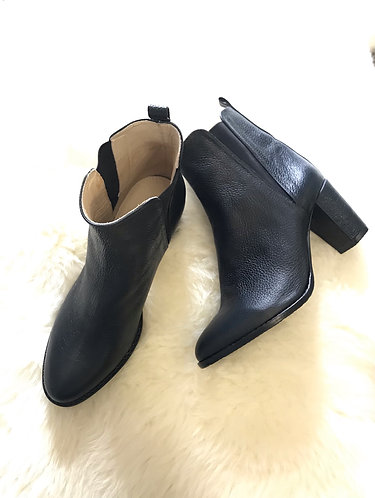 XANDER Leather Boots