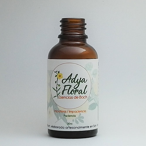 Adya Floral - Impatiens (Impaciencia)