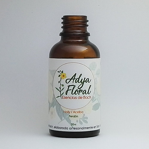 Adya Floral - Holly (Acebo)