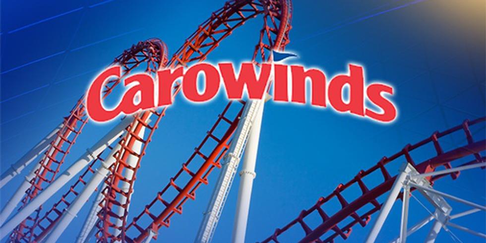 Carowinds Monday, July 26