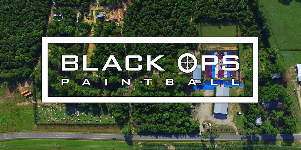 Black Ops Paintball  June 6