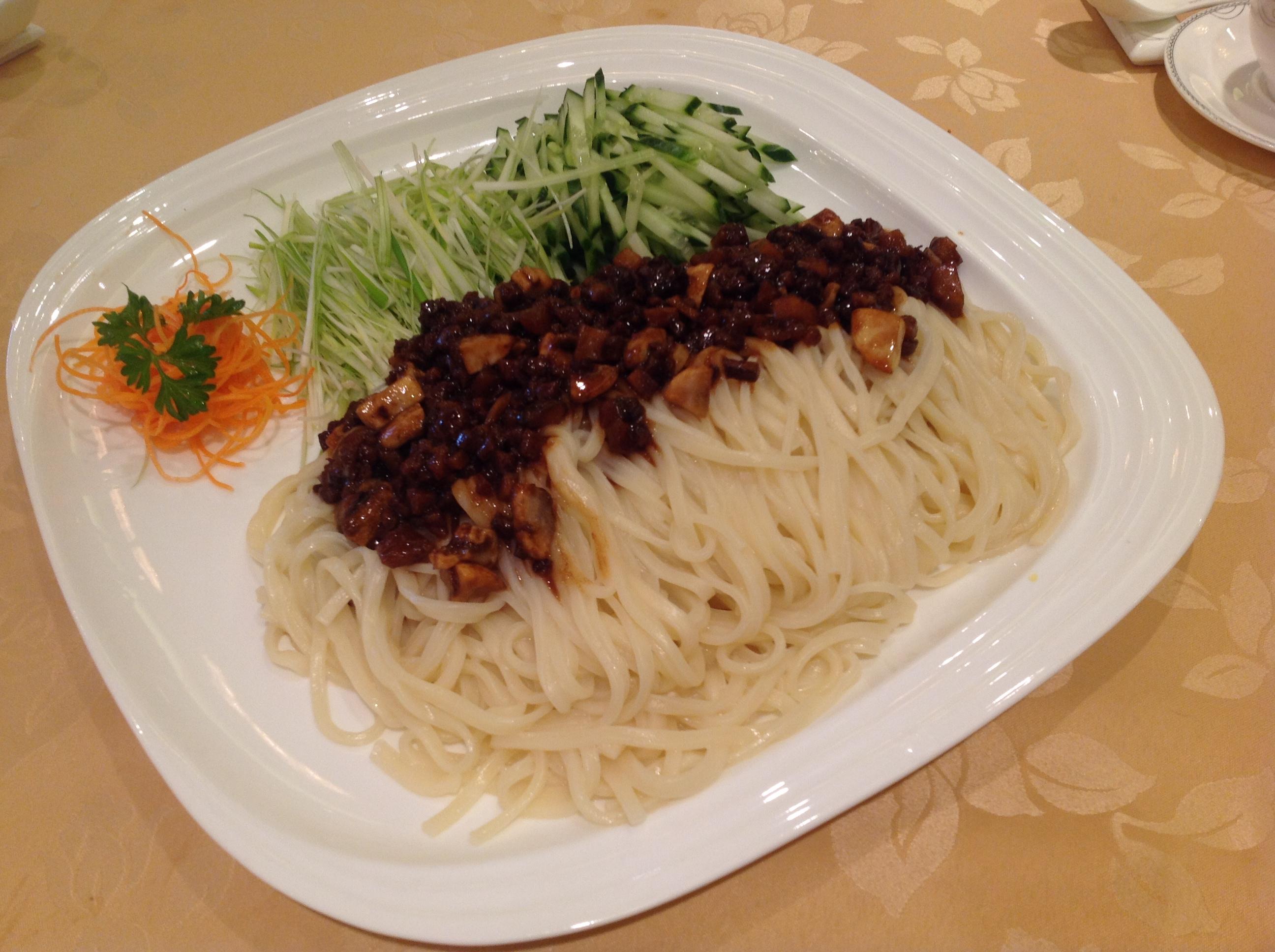 京城炸醬麵