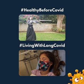 A Day In The Life of a Child With Long COVID