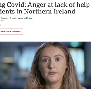 Lack of Long Covid Services In Ireland