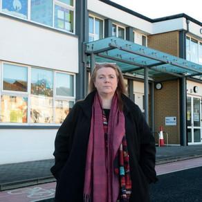 Ireland Update. School forced to reopen