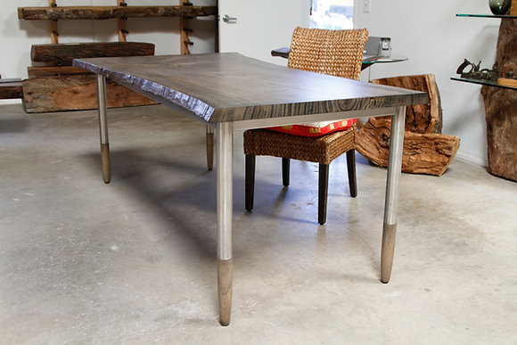 Stained Ash Desk