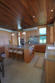 Kitchen Cabinets - Clean Lines