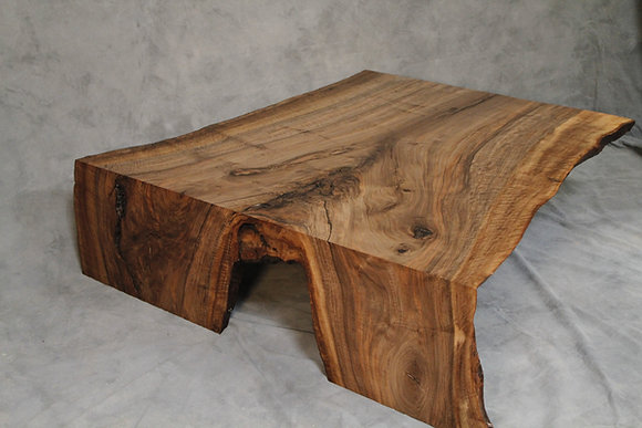 Bastogne Walnut Coffee Table