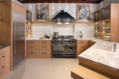 Modern Kitchen Cabinets view 2