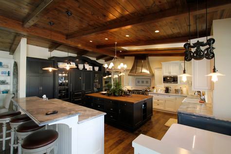 Farmhouse-Style Cabinets