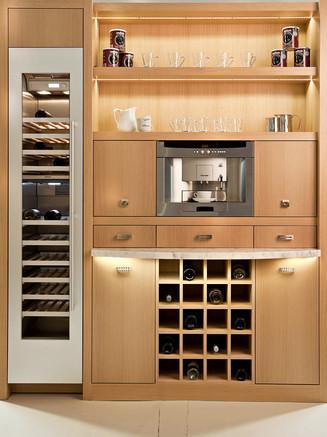 Custom Kitchen Built-Ins