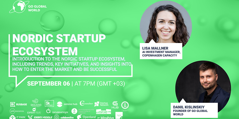 Nordic Startup Ecosystem