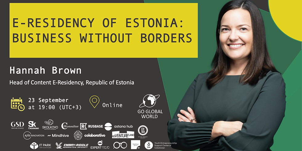 E-RESIDENCY OF ESTONIA: BUSINESS WITHOUT BORDERS