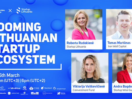 [New Event] BOOMING LITHUANIAN STARTUP ECOSYSTEM