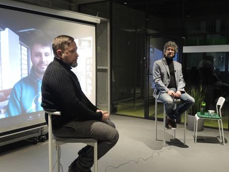 WHAT YOU SHOULDN'T DO, when raising capital. Andrey Taburinskiy and Maksim Antonenko.