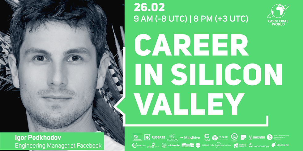 CAREER IN SILICON VALLEY