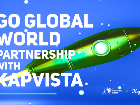 Happy to introduce you our new partnership with KapVista – A marketplace for emerging companies!