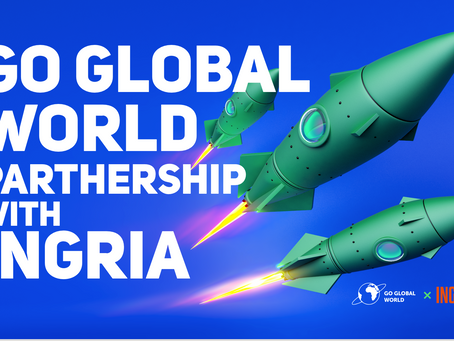 Go Global World partnership with INGRIA