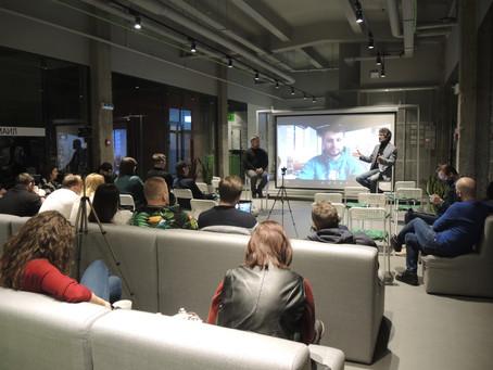 Life-hacks raising capital by Andrew Taburinsky and Maxim Antonenko