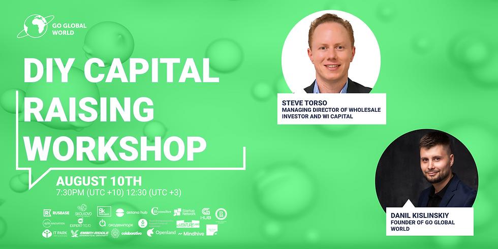 DIY Capital Raising Workshop