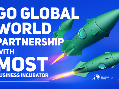 Go Global World partnership with MOST Business Incubator