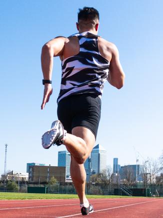 Zouma Running
