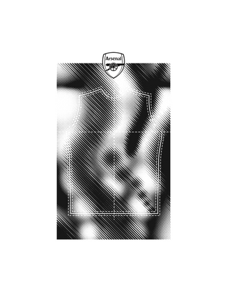 Arsenal Home Print