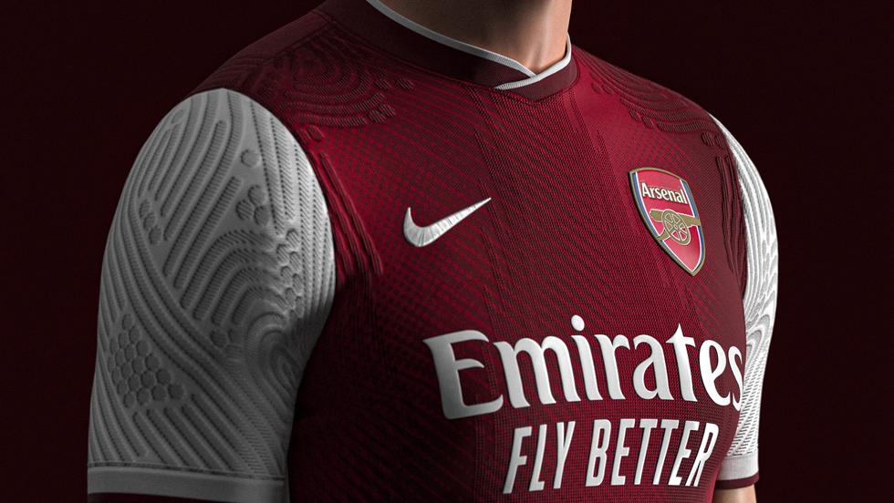 Arsenal FC Home Shirt