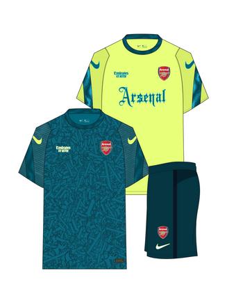 Arsenal Training Kit