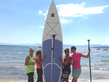 Inflatable SUP?
