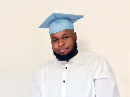 Devon Graduates from Columbia University MFA Playwriting Program