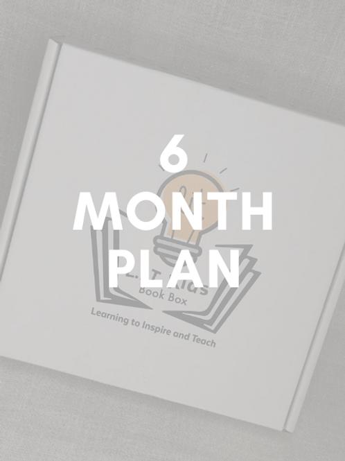 6 Month Prepay Plan
