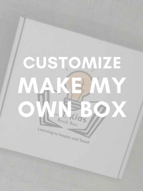 Customized Book Box