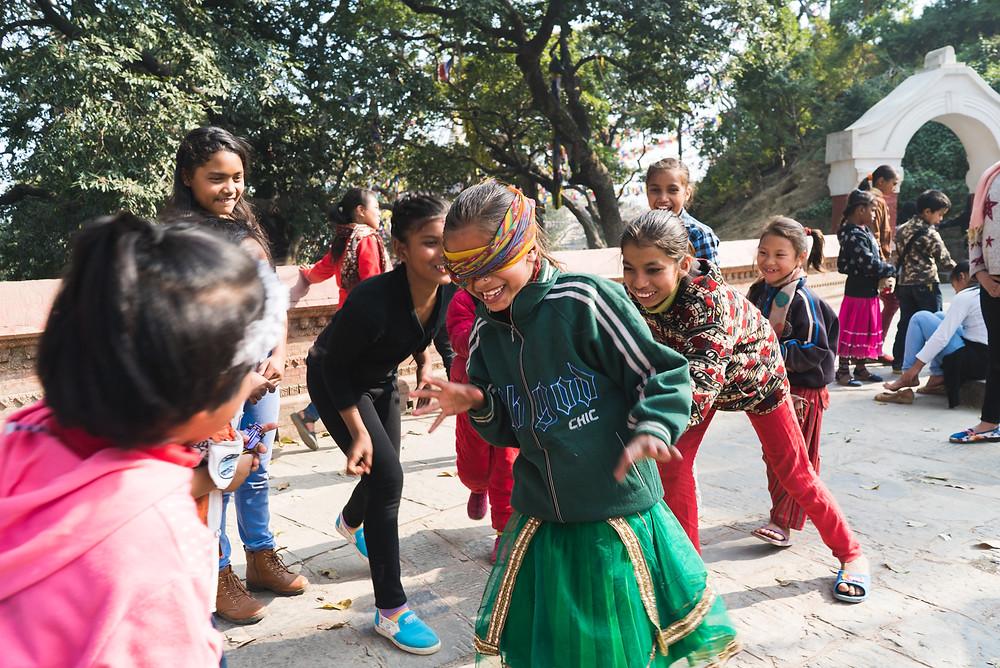 Nepál, www.thao.cz