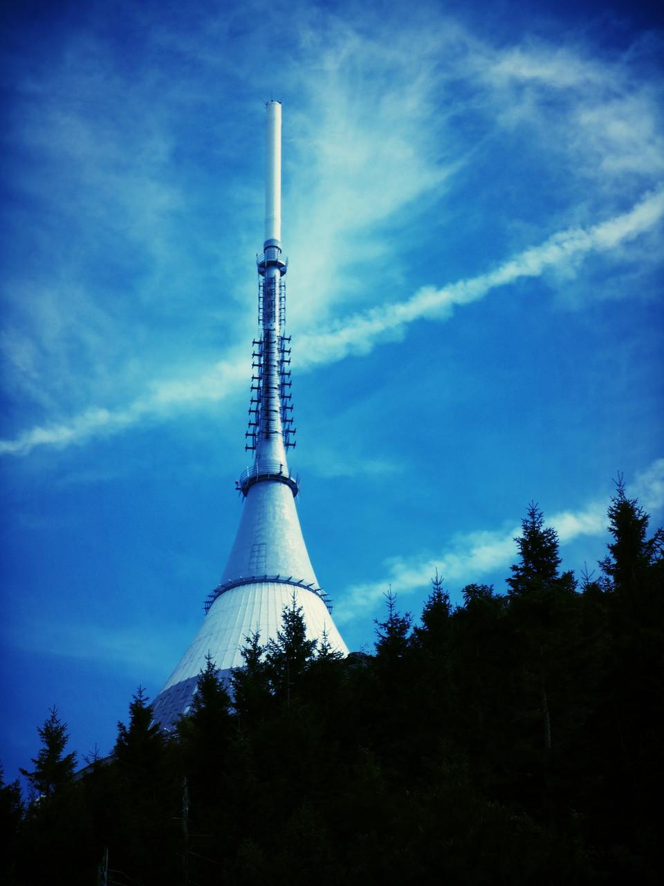 Ještěd, Liberec