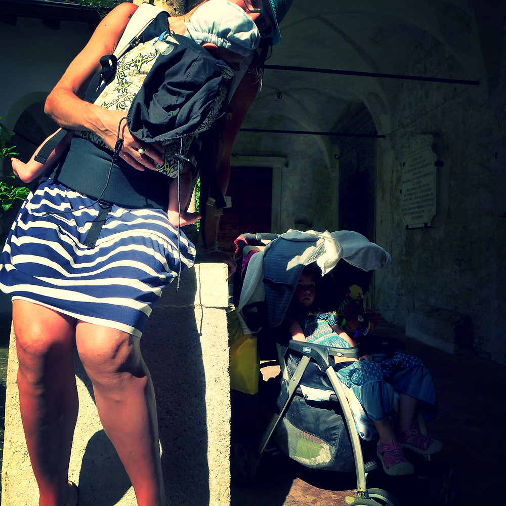 Moje mini bandička na cestách - aneb Mula obecná v praxi