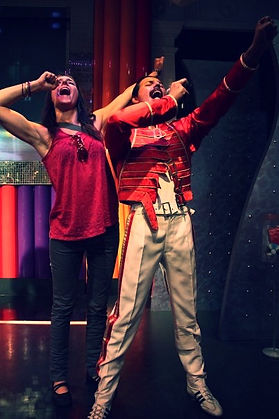 Martina Chomátová Freddie Mercury