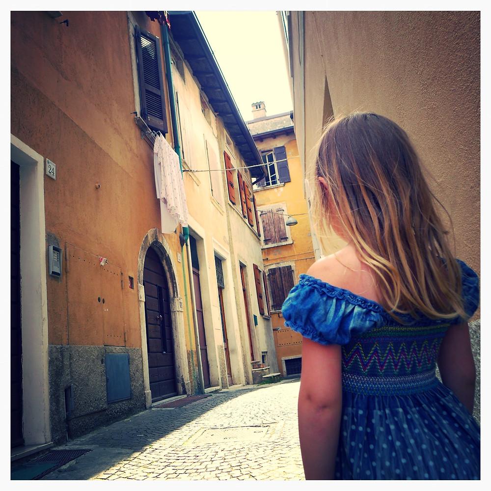 Objevujem místní místa - Gargnano