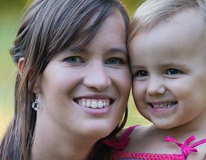 Výživný rozhovor o mateřství