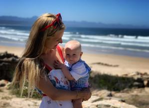 Práce s ledem a tréning na bolest u porodu