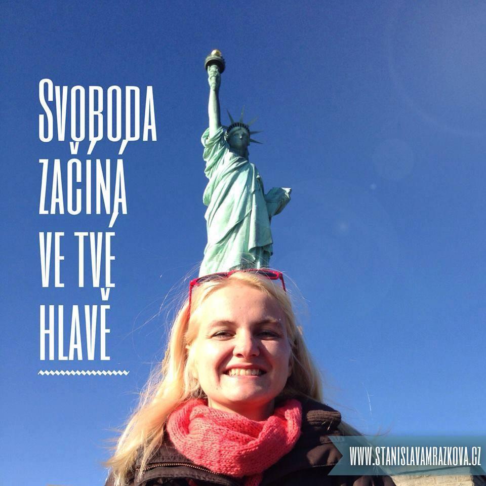 Stanislava Mrázková - Podnikání z pláže rozhovor